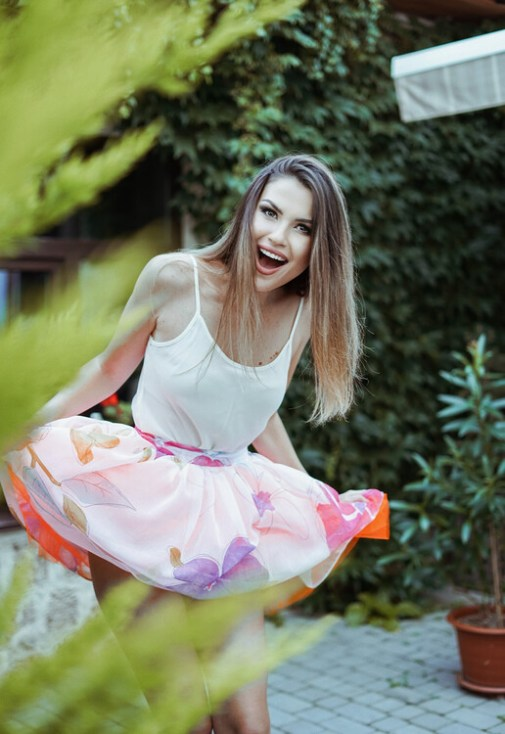 Mariya  rencontre femme russe gratuit