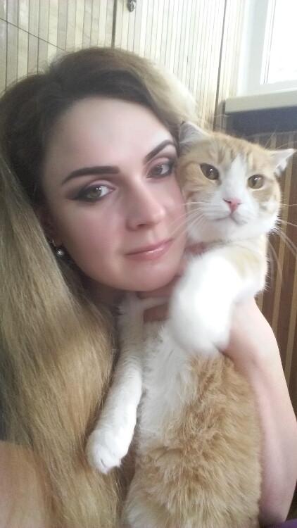 Ekaterina rencontre femme veuve