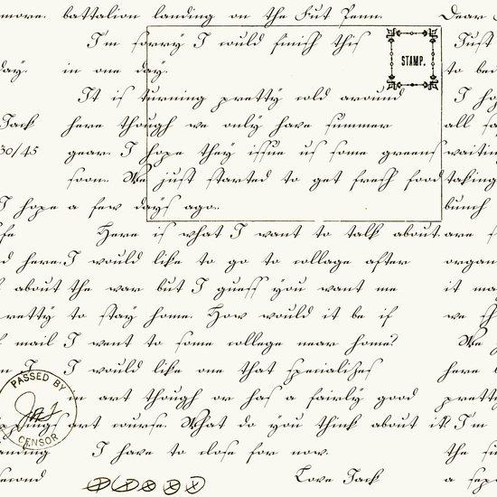 Letter Stitch 24057E