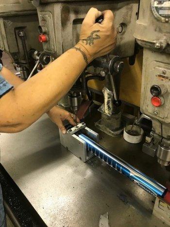 chinook injection molding machine orgeon usa