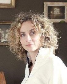 Portrait en couleur d'une femme du nom de Pauline Pons