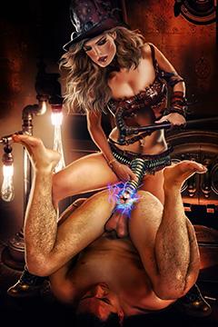 pegging strapon sensual
