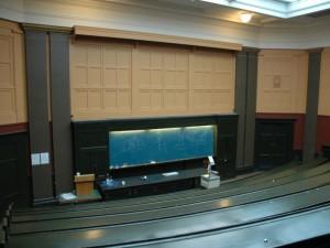 Auditorium in Domus Biblioteca
