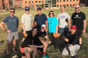 Intramural Softball 2019