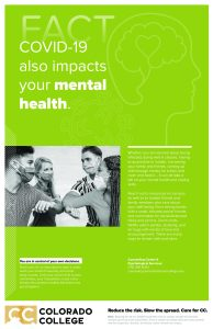 Your Mental Health Fact Poster