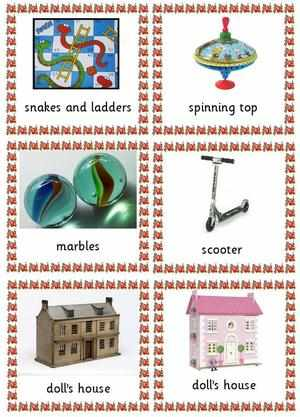 EYFS KS1 SEN Toys Topic Resources Teaching Powerpoints