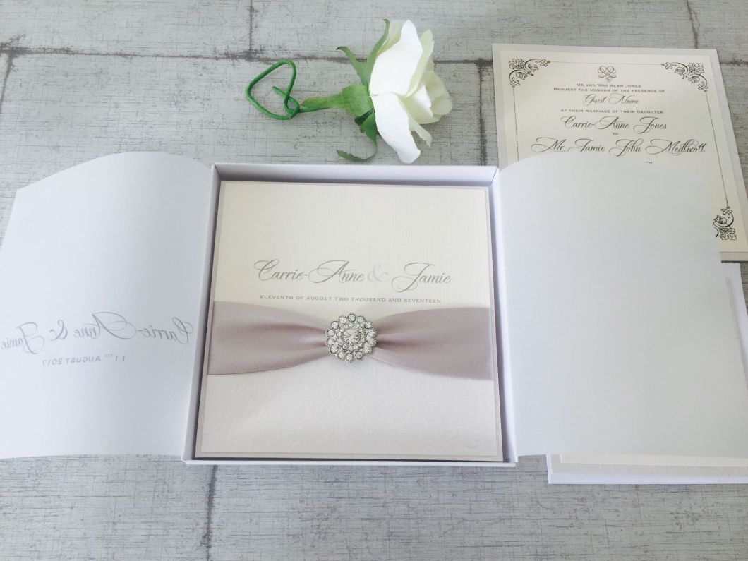 boxed wedding invitations uk | Rezzasite.co