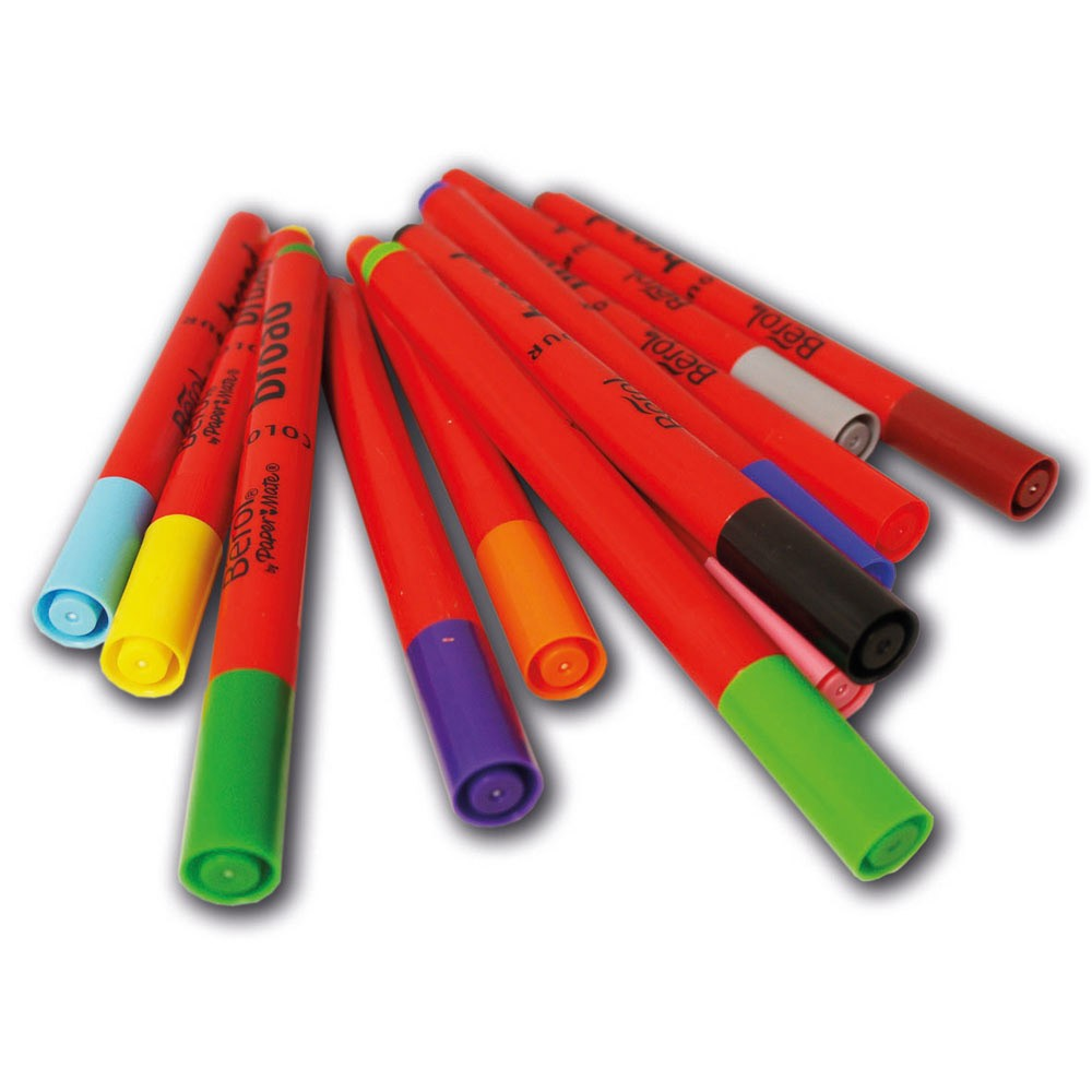 Berol Colour Broad Colouring Pens Please Select Colour