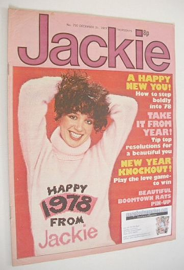 Image result for Jackie magazine 1977