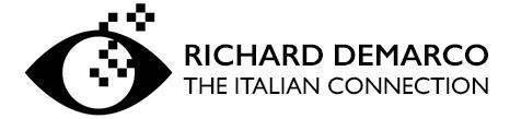 RICHARD DEMARCO: The Italian Connection