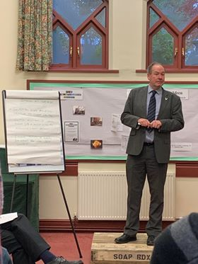 Cllr Adrian Owens (Our West Lancashire) – 'Community Leadership for Sustainability – how the Borough Council can be a force for positive change'