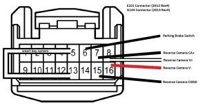 Toyota RAV4 Forums  Display Rear Camera on Factory Nav Screen