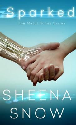 Sheena Spaleny - Sparked - Virtual Book Tour