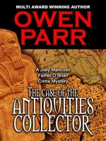 The Case of the Antiquities Collector cover