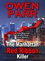 The Manhattan Red Ribbon Killer cover