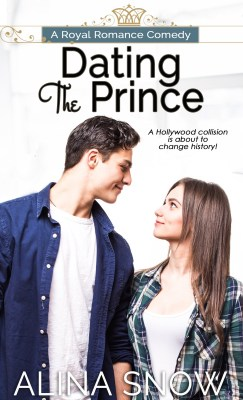 Dating the Prince cover