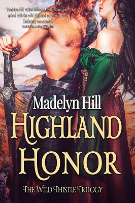Highland Honor cover