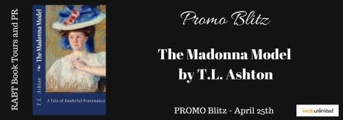 The Madonna Model banner