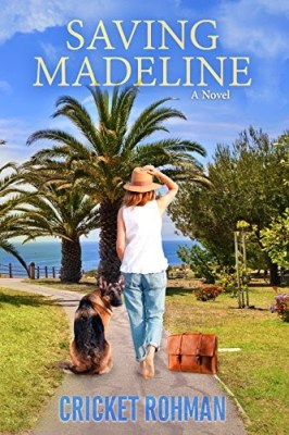 Saving Madeline cover