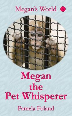 Megan the Pet Whisperer cover