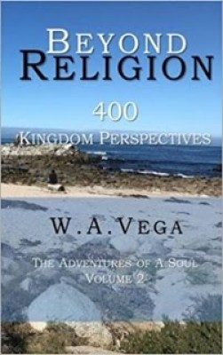 Beyond Religion cover