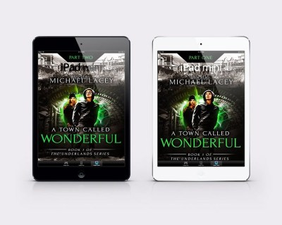 A Town Called Wonderful kindle cover