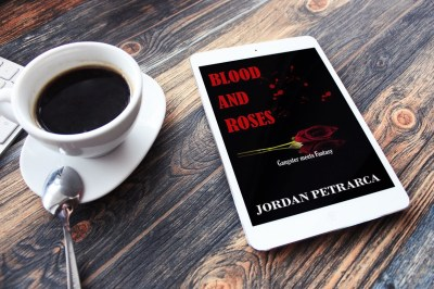 Blood and Roses kindle cover