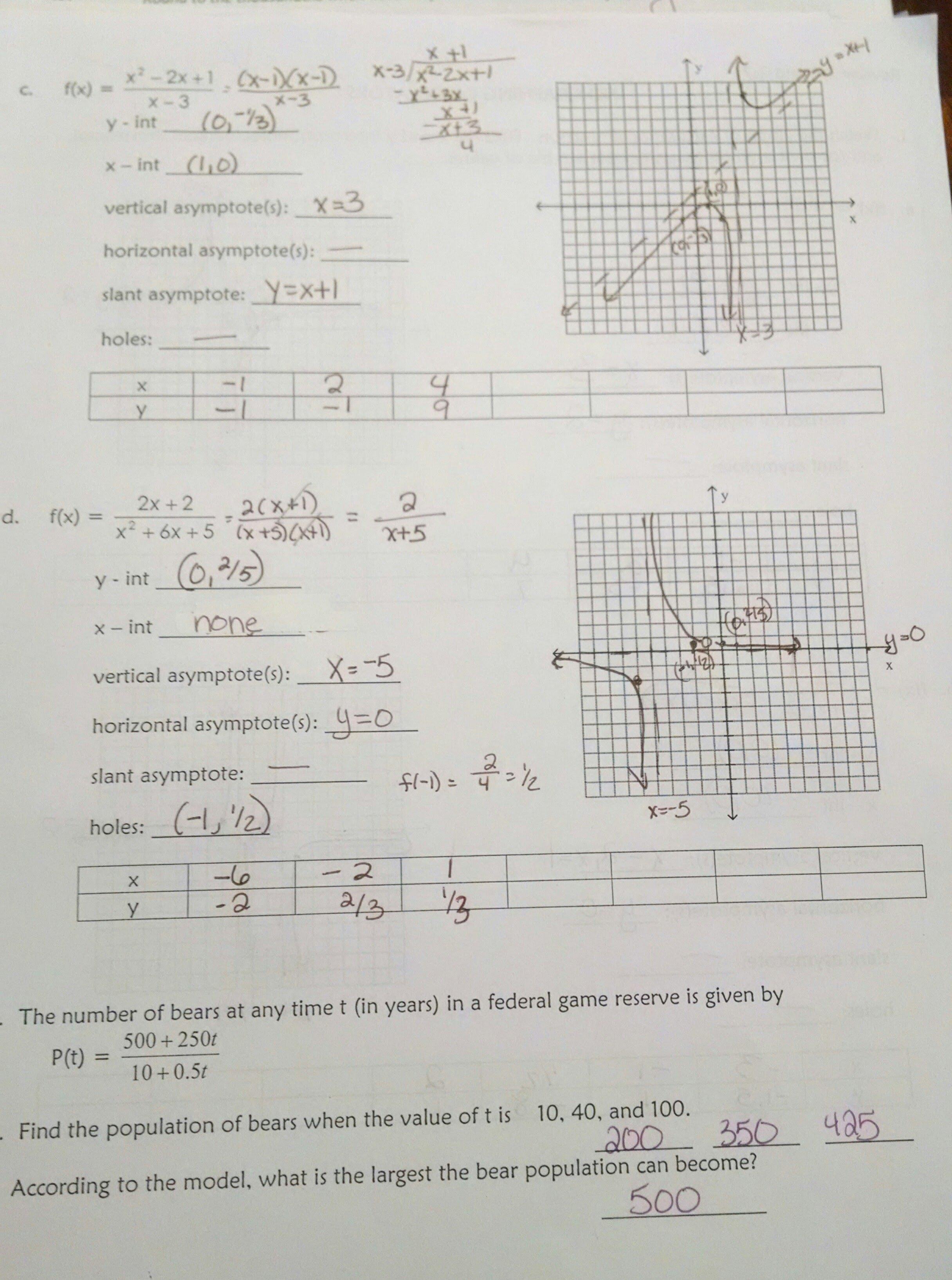 Homework Amp Assignments