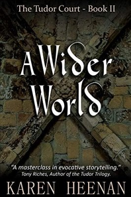 A Wider World cover