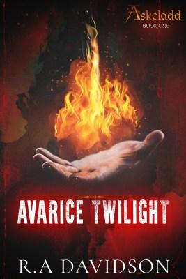 Avarice Twilight cover