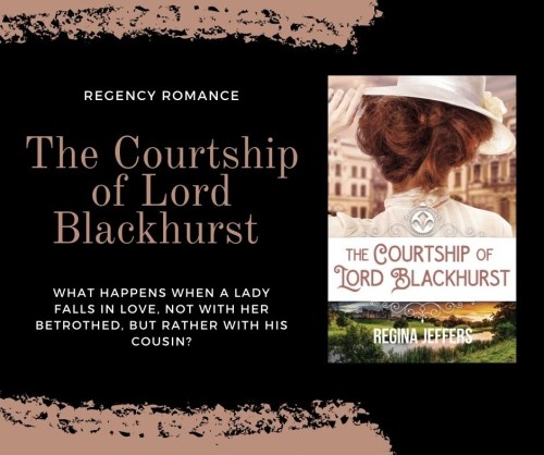 The Courtship of Lord Blackhurst paperback