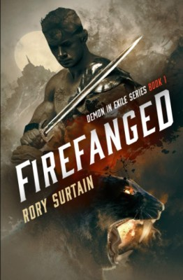 Firefanged cover