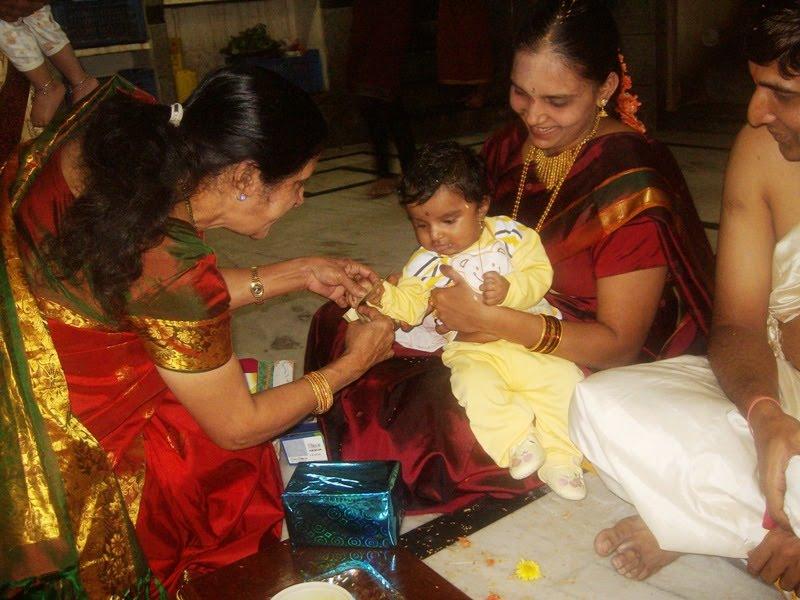 2 Hinduism RITES OF PASSAGE BIRTH