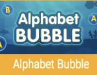 Alphabet Bubble