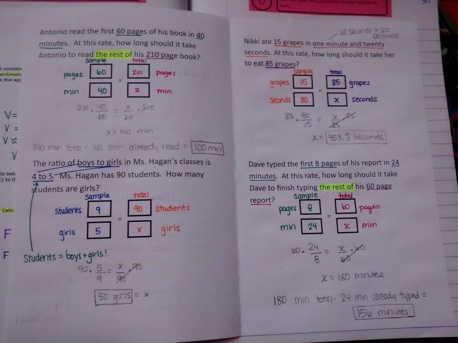 Ms Solomon 6th Grade Algebra Worksheet