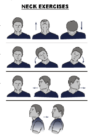 NECK EXERCISES - ACTIVE CARE PHYSIOTHERAPY CLINIC