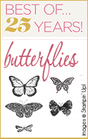 Best of Butterflies by Stampin Up