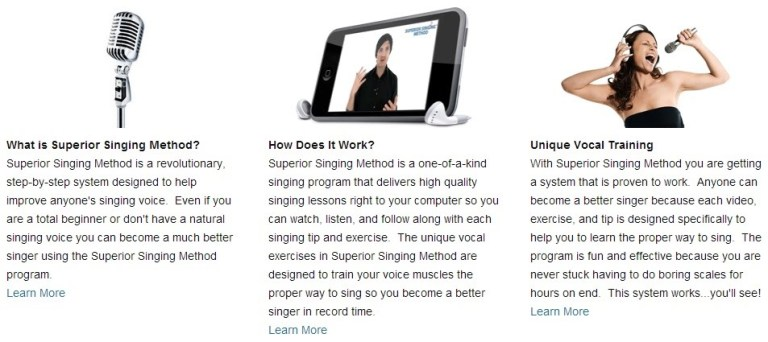 Free Online Singing Lessons Course