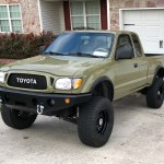 Who S Changed The Color Of Their 1st Gen Tacoma Tacoma World