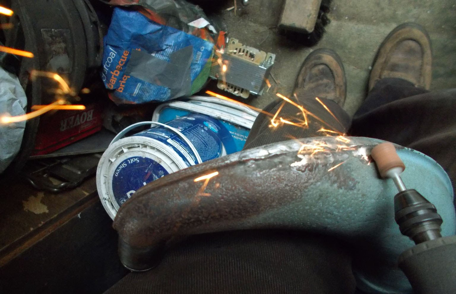 pg 102 exhaust work and modification