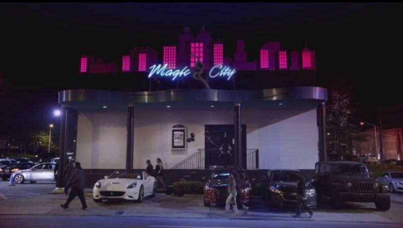 Magic City, Atlanta, GA