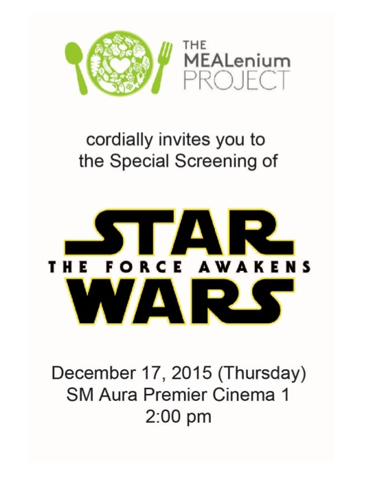 Star Wars Exclusive Screening