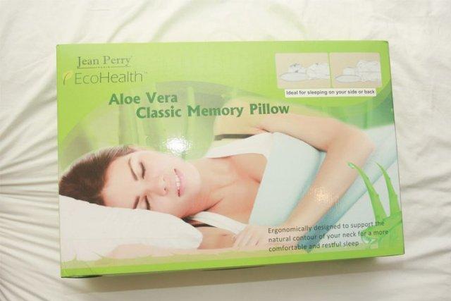 JP Memory Pillow - Classic