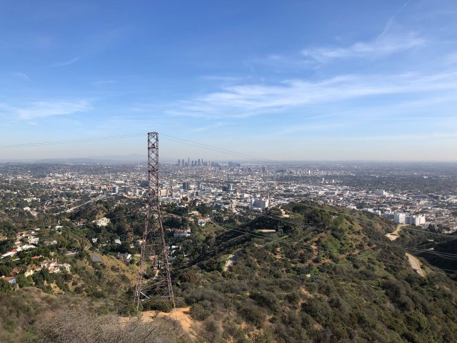 View of L.A.