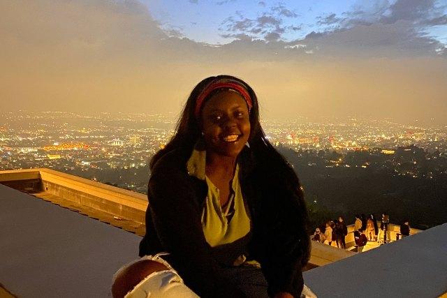 Brittney Mwonya