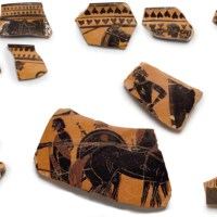 Piecing Together Cultural Context: Ancient Greek Painted Pottery Sherds