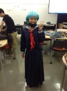 1-yanki initiation costume