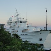 R/V Atlantic Explorer at BIOS