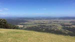 View off Mt. Tamborine