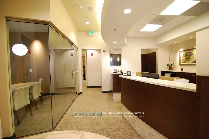 Medical Office Front Desk Designs. home office incredible ...
